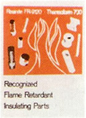 Flame Retardant Products